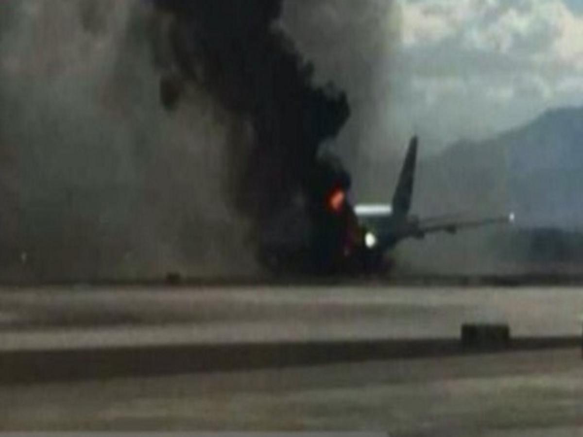 Συντριβή αεροσκάφους μετά την απογείωσή του από την Αβάνα | Newsit.gr