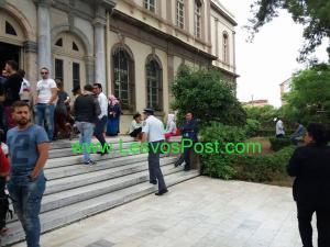 Λέσβος: Την επόμενη Δευτέρα η δίκη για τα επεισόδια της Πέμπτης