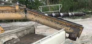 Φρικιαστικός τραυματισμός εργάτη στη Λάρισα – Σοκάρουν οι εικόνες [pics]