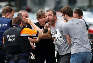 Λιέγη: Σκηνές αρχαίας τραγωδίας στο σημείο του μακελειού! [pics]