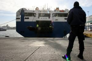 Απόδραση κρατουμένων στο λιμάνι του Πειραιά -Μεγάλη κινητοποίηση της Αστυνομίας
