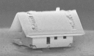 Αυτό είναι το μικρότερο σπίτι στον κόσμο