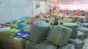 Λαβράκι από το ΣΔΟΕ – Κατασχέθηκαν χιλιάδες προϊόντα «μαϊμού» στην Κρήτη