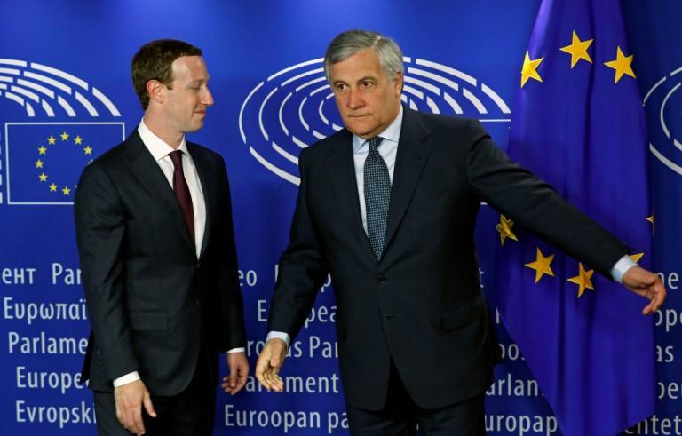 Ο Μαρκ Ζάκερμπεργκ στο Ευρωκοινοβούλιο – Δείτε την συζήτηση | Newsit.gr