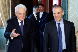 Ιταλία: Εντολή σχηματισμού κυβέρνησης στον Κοτταρέλλι