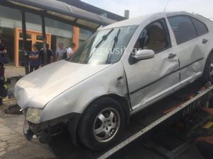 Ανατροπή – σοκ στη Μεταμόρφωση – Άλλο αυτοκίνητο έριξε το μοιραίο ΙΧ στη στάση – Μαρτυρίες