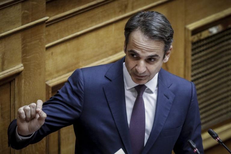 Μητσοτάκης: Δημοκρατική ομαλότητα και Ρουβίκωνες δεν πάνε μαζί | Newsit.gr