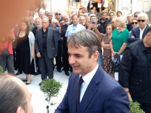 Κωνσταντίνος Μητσοτάκης: Ήταν όλοι εκεί – Σε κλίμα συγκίνησης το ετήσιο μνημόσυνο [pics]