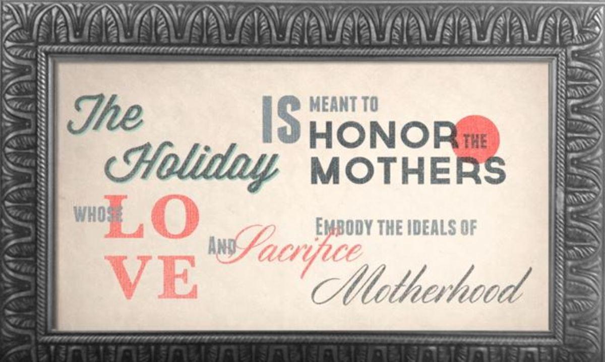 Γιορτή της μητέρας 2018: Χρόνια Πολλά μαμά! Η ιστορία, οι αγώνες και η καθιέρωση | Newsit.gr