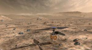 Γράφει ξανά ιστορία η NASA! Στέλνει ελικόπτερο στον Άρη! [vid, pics]