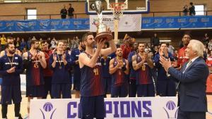 Μπαρτσελόνα: Νίκησε τον Γιάνκοβιτς και πήρε τον τίτλο! (vid, pics)