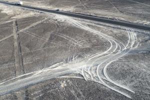 Περού: Αρχαιολόγοι ανακάλυψαν νέα γεώγλυφα κοντά στις Γραμμές της Νάσκα