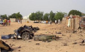 Φρίκη! Ανήλικοι βομβιστές της Μπόκο Χαράμ αιματοκύλισαν την Νιγηρία! Δεκάδες νεκροί