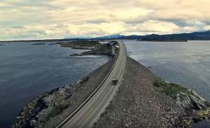 Atlantic Ocean Road: Από τους πιο όμορφους και επικίνδυνους δρόμους του κόσμου