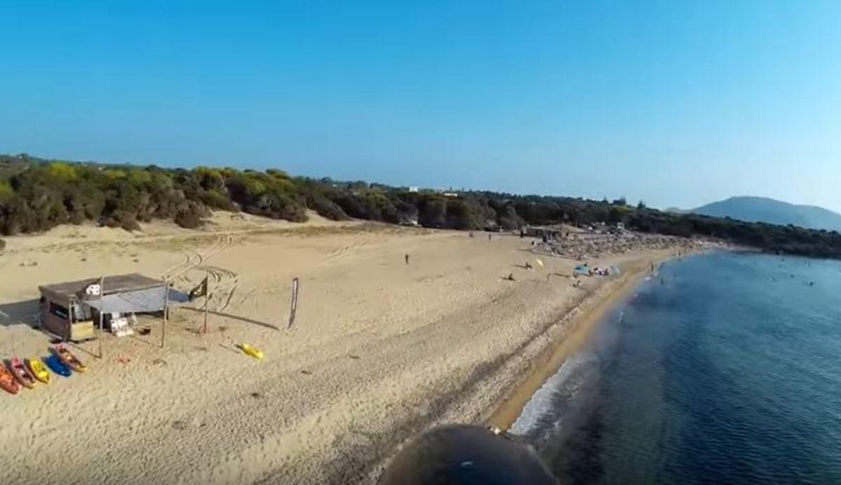 Η παραλία των 2 χιλιομέτρων στη Μεσσηνία | Newsit.gr
