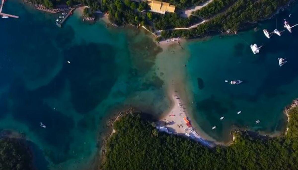Δεν λέγεται άδικα η Καραϊβική της Ελλάδας – Πού βρίσκεται η εξωτική παραλία   Newsit.gr