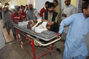 Θρήνος στο Πακιστάν – 16 νεκροί από κατάρρευση ανθρακωρυχείου [pics]