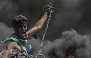 Βομβάρδισαν ξανά την Λωρίδα της Γάζας!