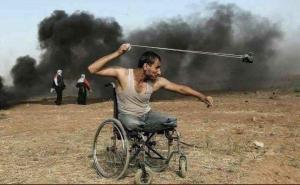 Αυτός είναι ο ανάπηρος Παλαιστίνιος που σκότωσαν οι Ισραηλινοί στρατιώτες