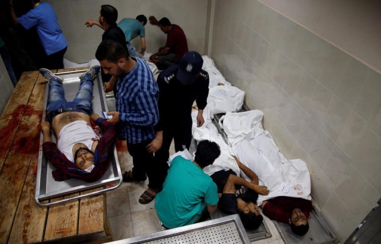 Ακόμα ένας Παλαιστίνιος νεκρός από Ισραηλινά πυρά   Newsit.gr
