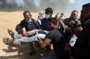 Υπέκυψαν στα τραύματά τους 2 Παλαιστίνιοι – Στους 118 ο αριθμός των νεκρών