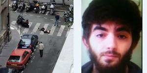 Αυτός είναι ο δράστης της αιματηρής επίθεσης στο Παρίσι