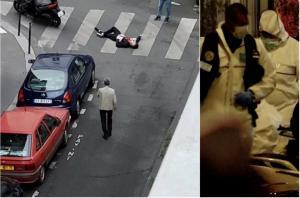 Ο τρόμος επέστρεψε στο Παρίσι! Φώναξε «Ο Θεός είναι μεγάλος», σκότωσε έναν και τραυμάτισε τέσσερις!
