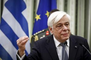 Παυλόπουλος: Οι Έλληνες θα υπερασπιζόμαστε την ελευθερία με κάθε τίμημα!