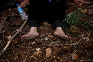 Παύλος Παυλίδης: Ο άνθρωπος που επι 18 χρόνια δίνει όνομα σ' εκείνους που χάνονται στη λάσπη του ποταμού Έβρου