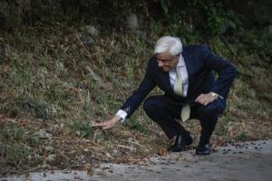 Ένας… άλλος Προκόπης Παυλόπουλος στην Καλαμπάκα – Θυμήθηκε τα παιδικά του χρόνια