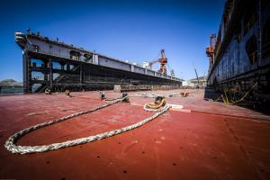 Δεύτερος τραυματισμός εργάτη στο ίδιο πλοίο στο Πέραμα