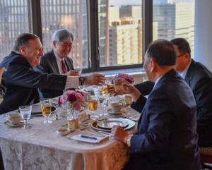 Ο Πομπέο είδε τον αντιπρόεδρο του Κιμ Γιονγκ Ουν – Στη Βόρεια Κορέα ο Λαβρόφ