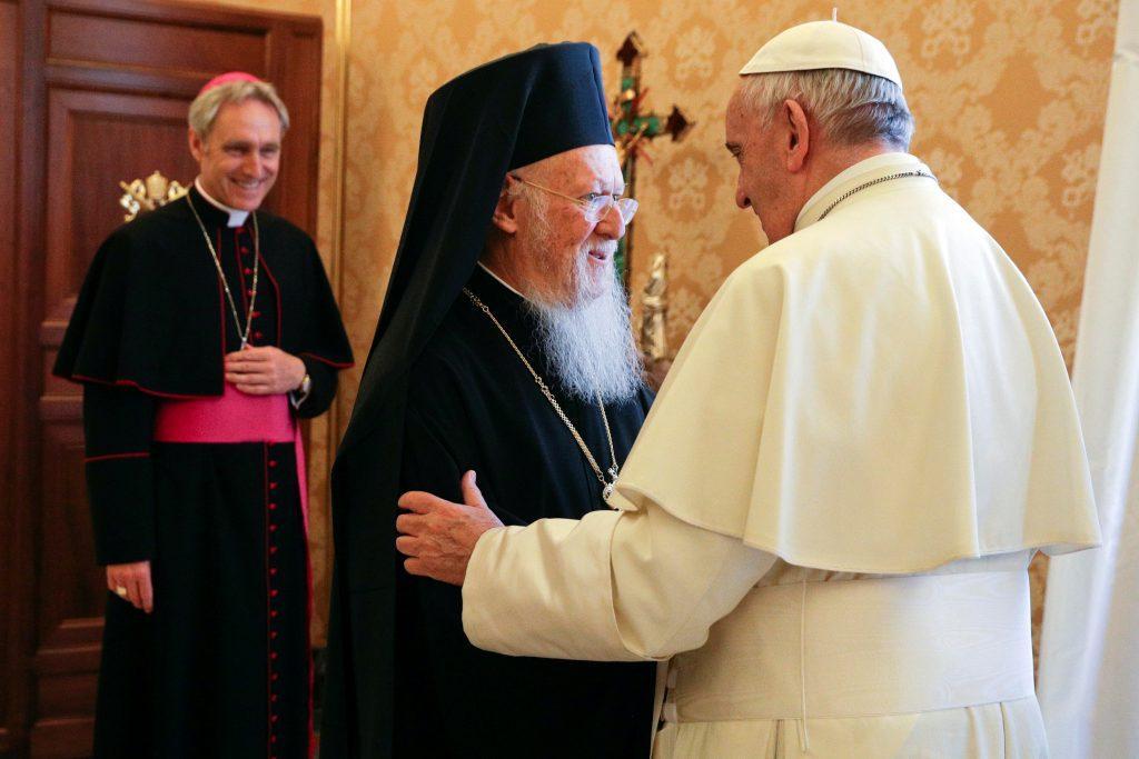 Οικουμενικός Πατριάρχης Βαρθολομαίος: Κινδυνεύουμε να φτάσουμε σε ...