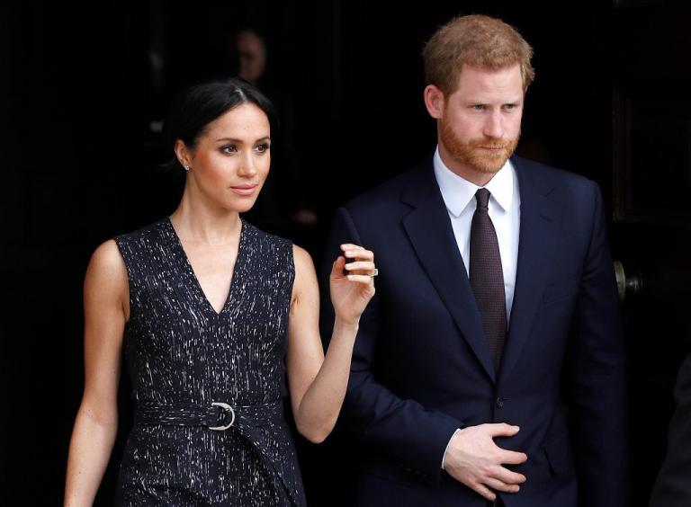 Μέγκαν Μαρκλ – Πρίγκιπας Χάρι: Χαμογελαστή και σκυθρωπός στην πρόβα γάμου | Newsit.gr