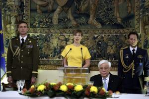 """Πρόεδρος Εσθονίας: Να δημιουργηθεί ψηφιακή """"γέφυρα"""" για την ένωση με την Ελλάδα"""