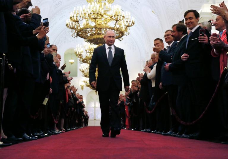 Ούτε δίαιτα να έκανε ο Πούτιν! Τον… πέθαναν στο «ποδαράτο» [vid]