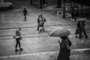 Καιρός: Δεν είναι φάρσα! Βροχές και καταιγίδες την Πέμπτη