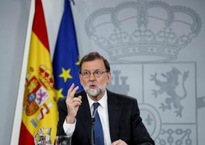 Βαθαίνει η πολιτική κρίση στην Ισπανία – Αρνείται να πάει σε εκλογές ο Ραχόι
