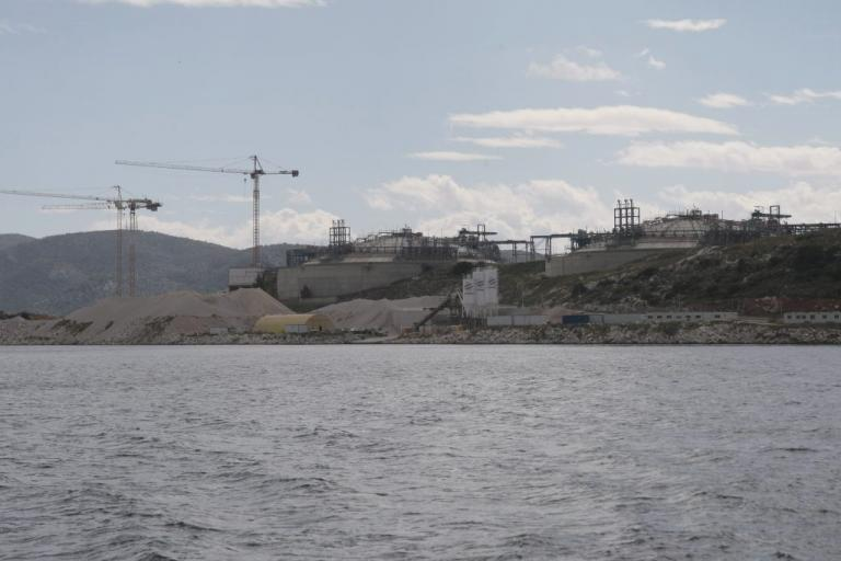 Διαγωνισμός από την ΔΕΣΦΑ για την κατασκευή σταθμού στην Ρεβυθούσα | Newsit.gr
