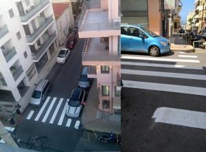 Απίστευτο! Κάτι πάει στραβά στην οδό Μαρούλη – Δείτε τη διαγράμμιση