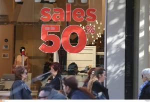 Ανοιχτά τα μαγαζιά την Κυριακή 6 Μαΐου με ενδιάμεσες εκπτώσεις!