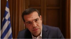 Τσίπρας: «Η κοινωνία σηκώνει το κεφάλι» – Νέο σποτ με Ομπάμα, Πούτιν και Μακρόν [vid]
