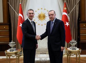 Συγχαρητήρια Στόλτενμπεργκ σε Ερντογάν – «Σημαντικό μέλος του ΝΑΤΟ η Τουρκία»