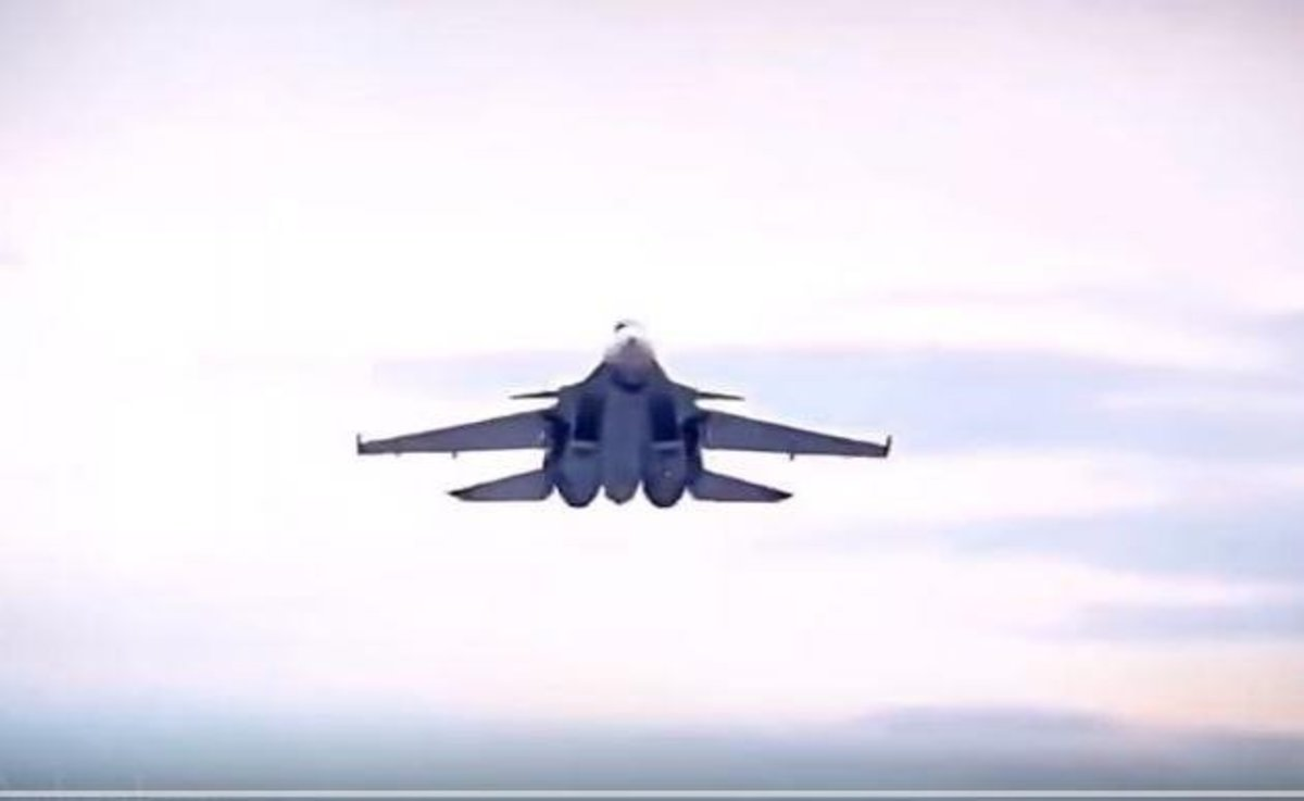 Ποιο F-35; Αυτός ο «Ρώσος μαχητής» τα βάζει με έξι F-16! [vid] | Newsit.gr