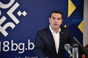 Οι δηλώσεις Τσίπρα μετά την συνάντηση με τον Ζόραν Ζάεφ