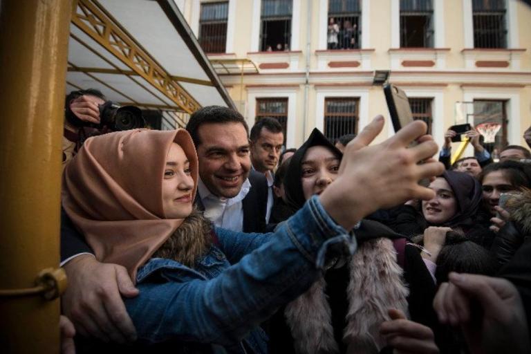 Ευχές Τσίπρα στους μουσουλμάνους για… καλό και ειρηνικό Ραμαζάνι | Newsit.gr