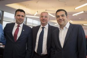 Τσίπρας για ΠΓΔΜ: Έχουμε κάνει μεγάλη πρόοδο, μένουν τα τελευταία δύσκολα μέτρα
