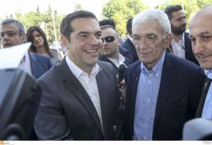 Πρότεινε Μπουτάρη για υποψήφιο της Αριστεράς στη Θεσσαλονίκη ο Αλέξης Τσίπρας