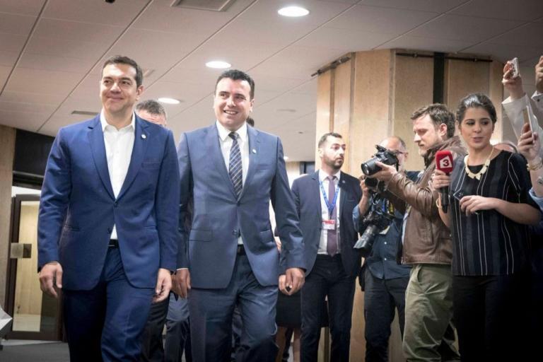 Ζάεφ: Αισιοδοξία για λύση πριν τη Σύνοδο της Ε.Ε. τον Ιούνιο | Newsit.gr