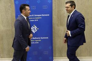 Τσίπρας – Ζάεφ στα… τηλέφωνα για το Σκοπιανό – Νέα συνάντηση Κοτζιά με Ντιμιτρόφ στις Βρυξέλλες